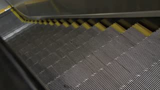 Ascending Escalator