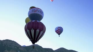 Assorted Hot Air Balloons in Utah County, Utah 11