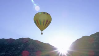 Assorted Hot Air Balloons in Utah County, Utah 18
