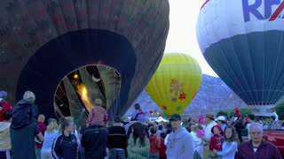 Assorted Hot Air Balloons in Utah County, Utah 2