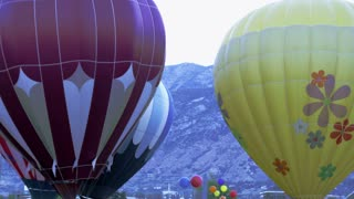 Assorted Hot Air Balloons in Utah County, Utah 5