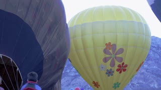 Assorted Hot Air Balloons in Utah County, Utah