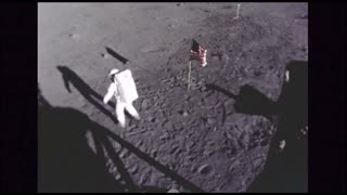 Astronaut Movement Tests on Moon