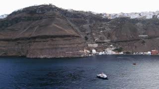 Athens-Santorini-Portview
