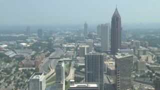 Atlanta Skyscrapers and Buildings 2