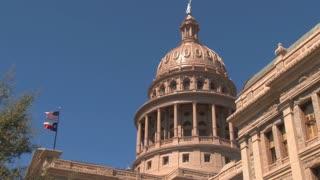 Austin Capitol Building Dome
