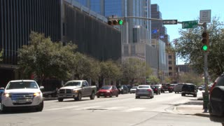 Austin Intersection Tilt Up Building