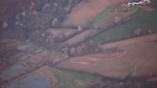 Autumn Countryside Flyover 1