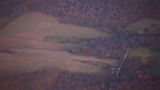 Autumn Countryside Flyover 2
