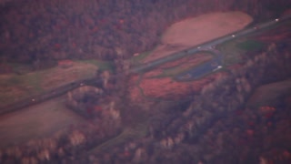Autumn Countryside Flyover 3