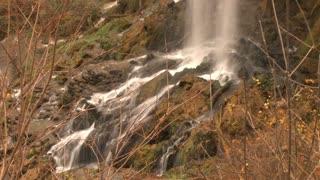 Autumn Waterfall Base