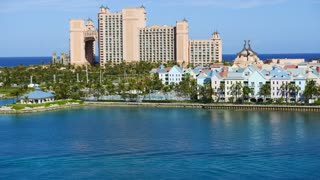 Bahamas Atlantis Resort Timelapse