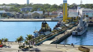 Bahamas Dock