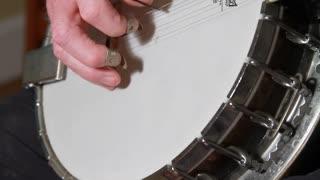 Banjo Strumming 9