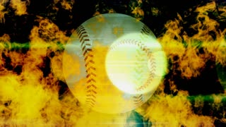 Baseball Ablaze