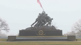 Battle Of Iwo Jima Statue