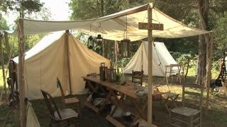 Battlefield Tents