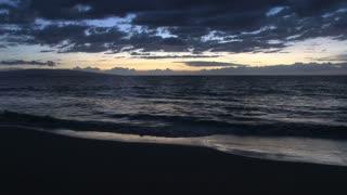 Beach Dusk 2