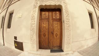 Beautiful Old Romanian Door