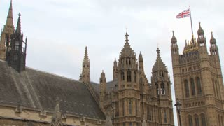 Beautiful Palace Of Westminster Architecture
