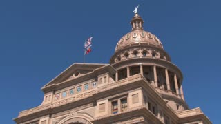 Beautiful Texas State Capitol