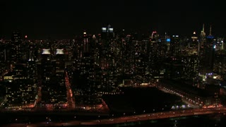 Big Apple Nightlife Aerial