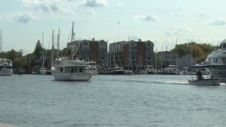 Big Boats at Annapolis Boat Show