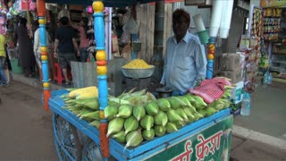 Big Corn Vendor