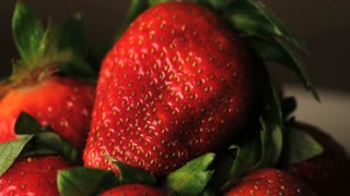 Big Strawberry Rotating Zoomed Out