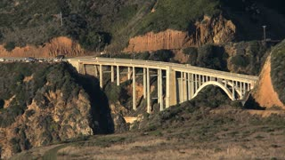 Big Sur Mountain Bridge