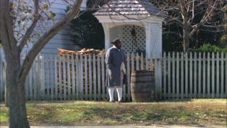 Black Colonial Gentleman