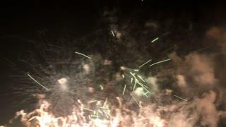 Blasting Fireworks