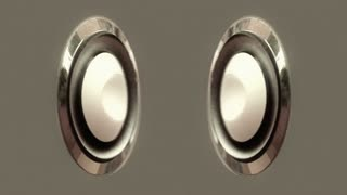 Blasting Speakers