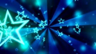 Blue Hallow Stars