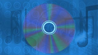 Blue Music CD