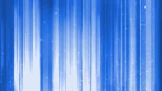Blue Shafts of Light