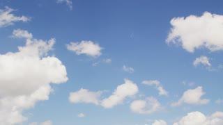 Blue Sky Above Memorial Tilt