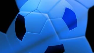 Blue Soccerball