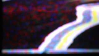 Blurred Video Static