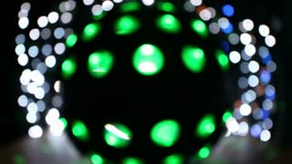 Blurry Disco Sphere