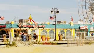 Boardwalk Fair Pan
