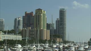 Boat Marina in Miami 2