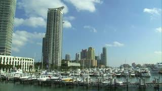 Boat Marina in Miami
