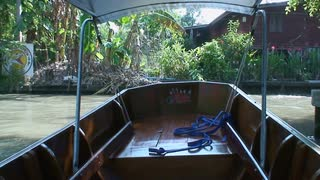Boating Through Thailand