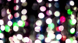 Bokeh Light Beads