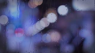 Bokeh Rain