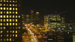 Boston at Night 2