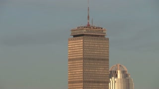 Boston Skyline 4