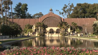 Botanical Gardens and Reflecting Pool Balboa Park