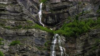Bridal Veil Falls in Provo, Utah 2